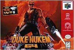 Duke Nukem 64 (USA) Box Scan